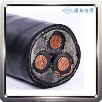 0.6/1kv三芯电力电缆(VV,VLV))