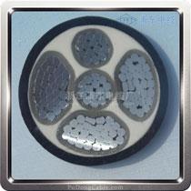 0.6/1kv(3+2)电力电缆(VLV))