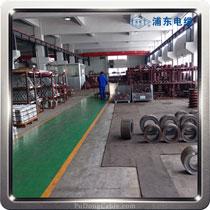 浙江浦东电缆厂为白云集团奥东泵业配套的水泵线