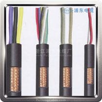 ZR-RVVP阻燃屏蔽软电缆