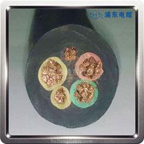 铜芯橡皮绝缘氯丁或相当的合成胶混合物电线