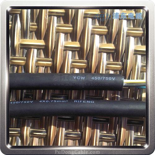 YCW耐油橡套电缆