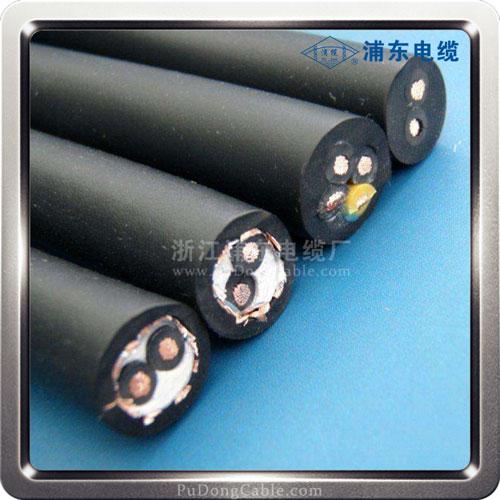 YZW系列中型橡套软电缆